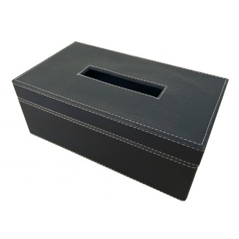 Leder Tissue Box